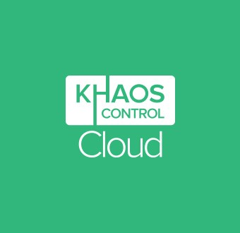 Khaos Control Cloud Partner with Webstraxt