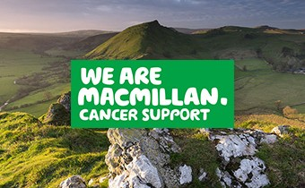 We're Raising Money for MacMillan