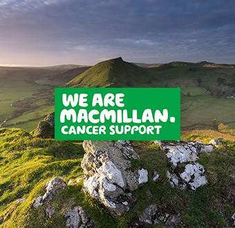 We're Raising Money for MacMillan